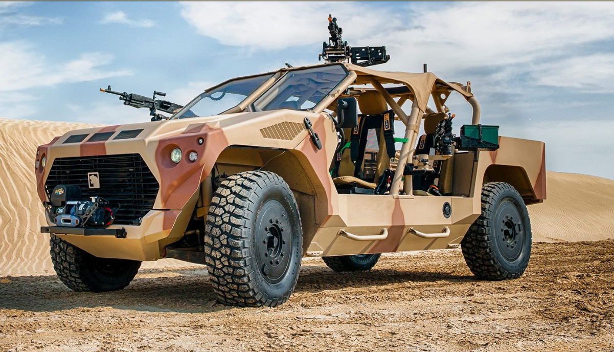 NIMR RIV vehicle